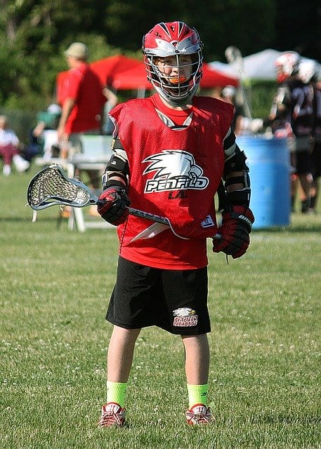 youth lacrosse stick sizing guide
